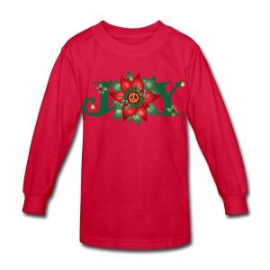 Joy - Kids Long Sleeve - Kids' Long Sleeve T-Shirt