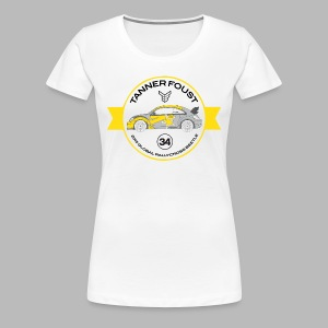 TF 2015 Beetle Badge Tee - Women's Premium T-Shirt