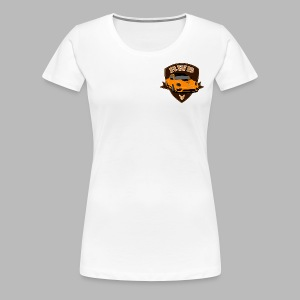 RWB Super Beetle Badge Tee - Women's Premium T-Shirt