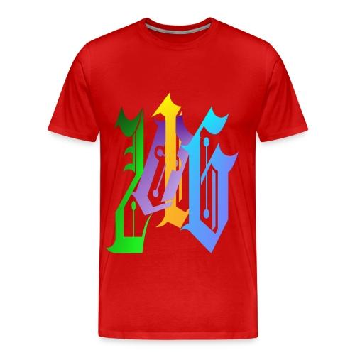 216-Fancy - Men's Premium T-Shirt