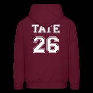 Hoodies ~ Men's Hoodie ~ Tate back