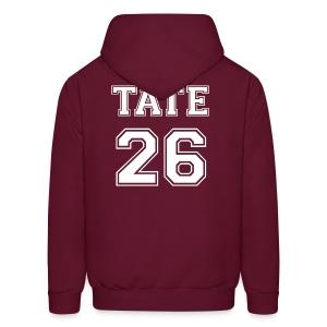 Tate back - Men's Hoodie