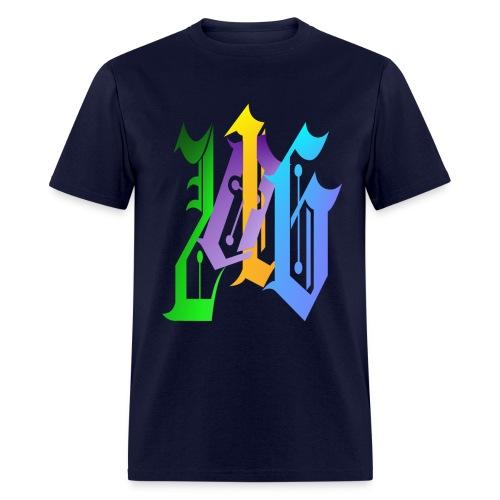 216-Fancy - Men's T-Shirt