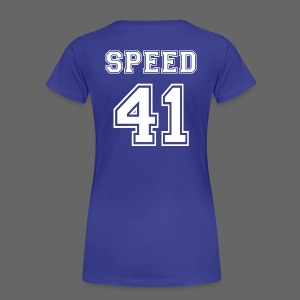 Jersey Speed - Women's Premium T-Shirt