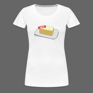 Made in Manteca - Women's Premium T-Shirt