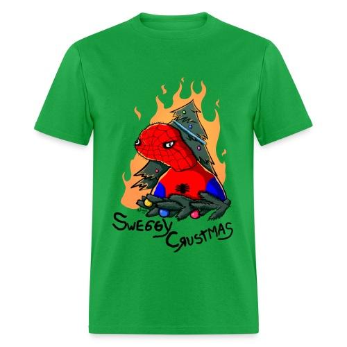 Spodermen Christmas 2015 Men's - Men's T-Shirt