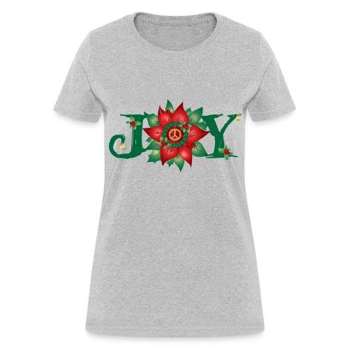 Joy - Ladies Standard Tee - Women's T-Shirt