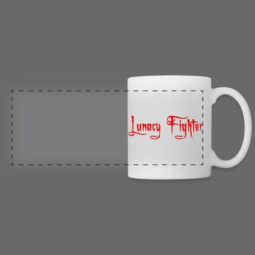Lunacy Fighter Coffee Mug (Red) - Panoramic Mug