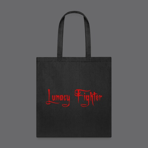 Tote Bag (Red Lettering) - Tote Bag