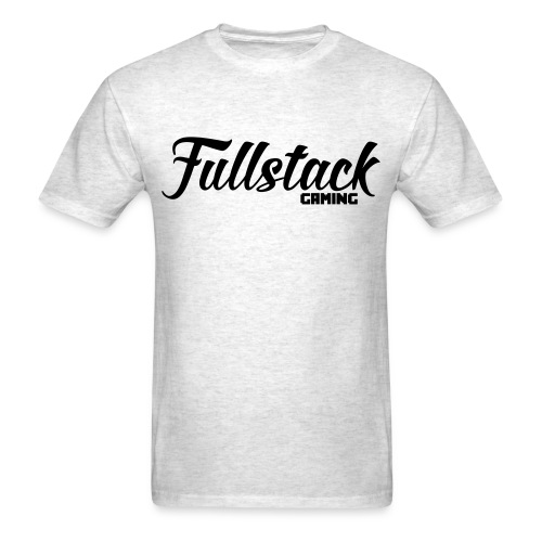 fullstack gaming black - Men's T-Shirt