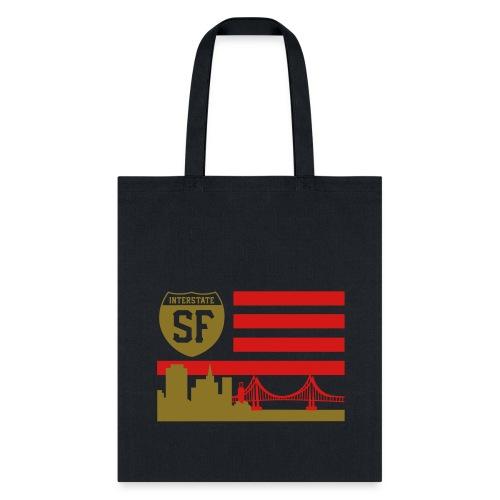 SF tote - Tote Bag