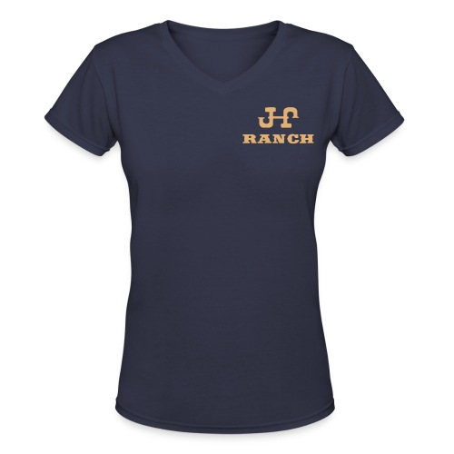 Carmen - Women's V-Neck T-Shirt