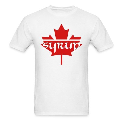 Maple Syrup - Men's T-Shirt