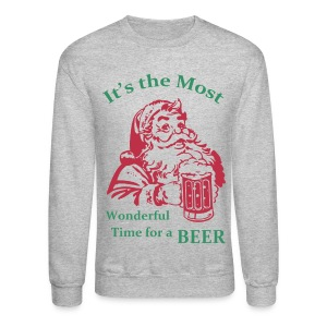 It's the most wonderful time  - Crewneck Sweatshirt