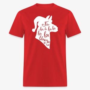 Fa La Llama - Men's T-Shirt