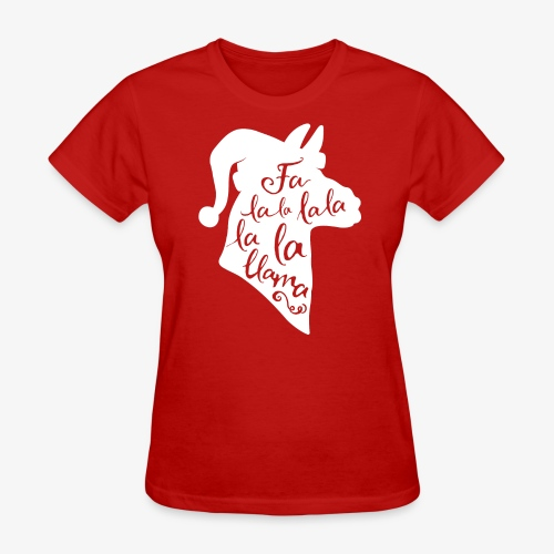 Fa La Llama - Women's T-Shirt