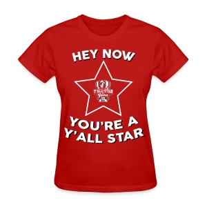 Y'all Star Women's - Women's T-Shirt