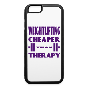 Weightlifting Cheaper Than Therapy