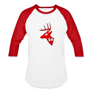 Men's Baseball T - Red - Baseball T-Shirt