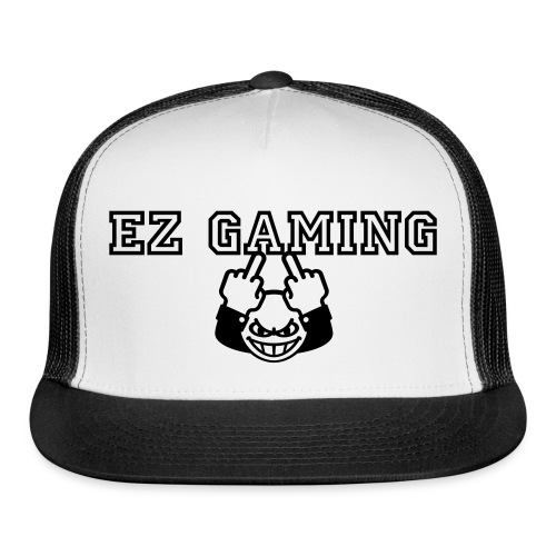 EZ GAMING TO HAT - Trucker Cap