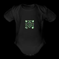 Baby Bodysuits ~ Baby Short Sleeve One Piece ~  Baby
