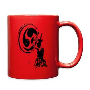 Female Odaiko Player - Full Color Mug