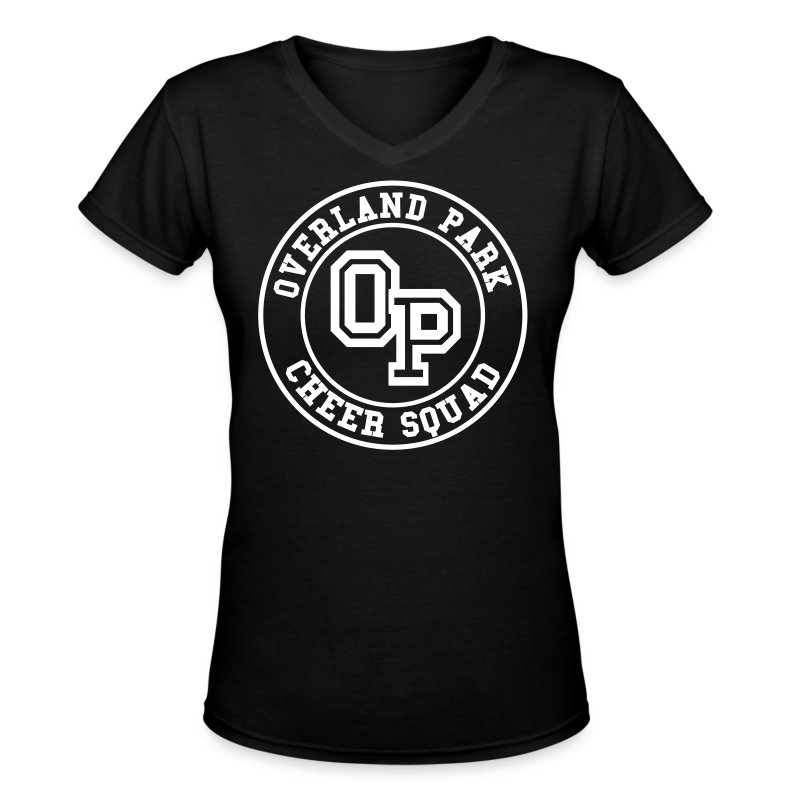 cheer_squad - Women's V-Neck T-Shirt