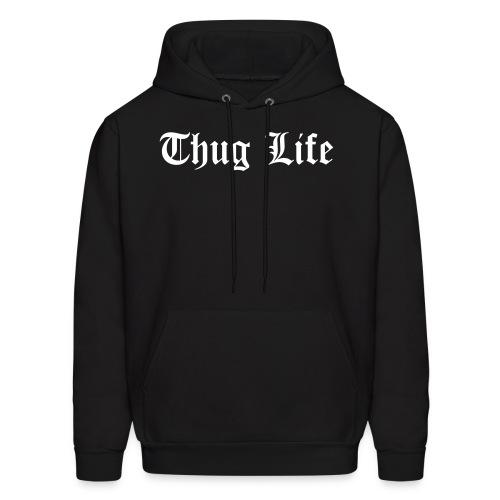 Thug Life Classic Hoodie - Men's Hoodie