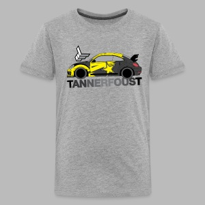 Kid's Tilted Foust Beetle Tee - Kids' Premium T-Shirt