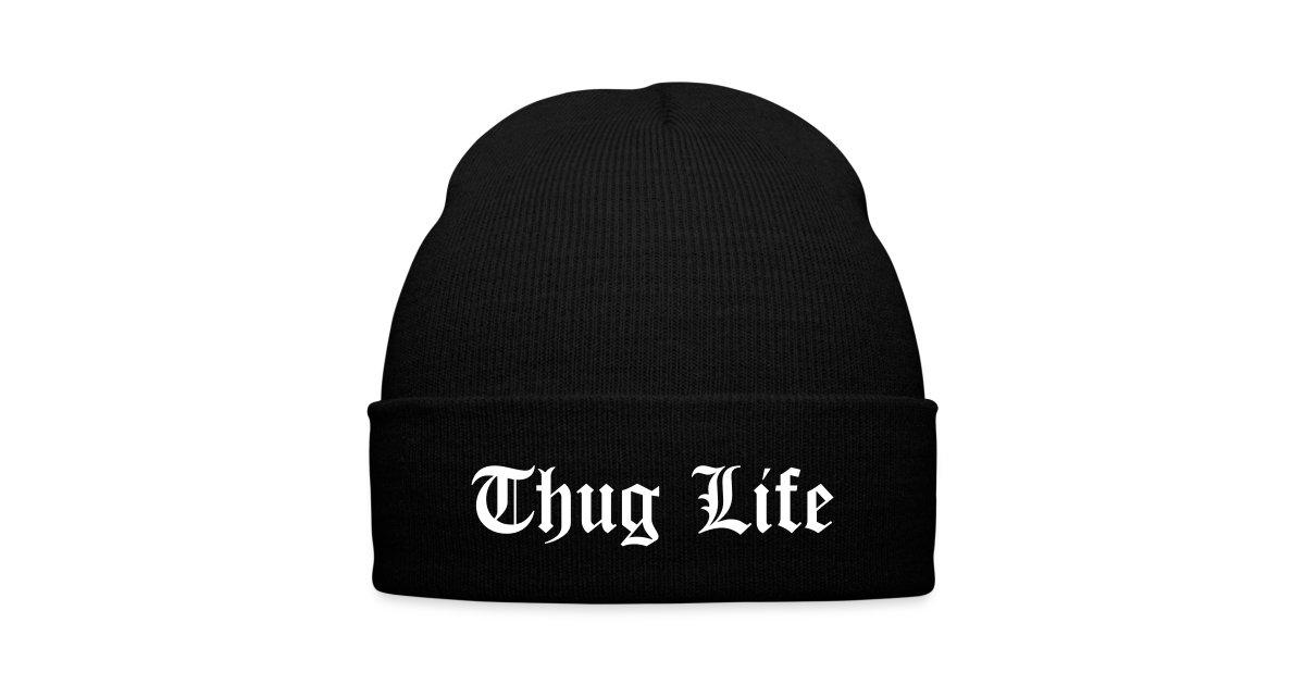 Thug Life shirts hats beanies and more!  64c2bcdda73