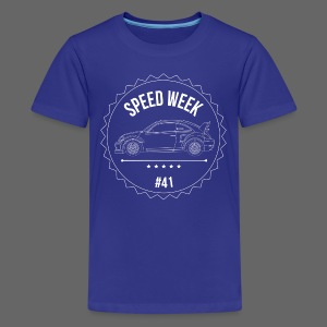 Kid's Speed Week 41 - Kids' Premium T-Shirt
