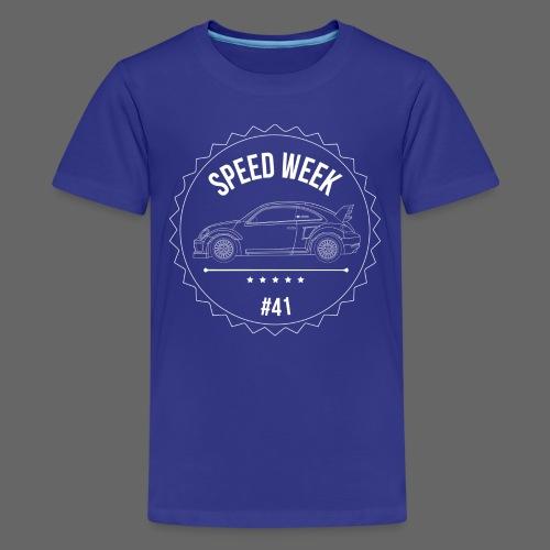 Kid's Speed Week 41 - Kids' Premium T-Shirt
