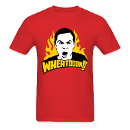 T-Shirts ~ Men's T-Shirt ~ The Big Bang Theory: Wheaton