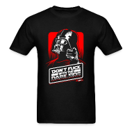 T-Shirts ~ Men's T-Shirt ~ Star Wars: Don't Fuck with the Dark Side