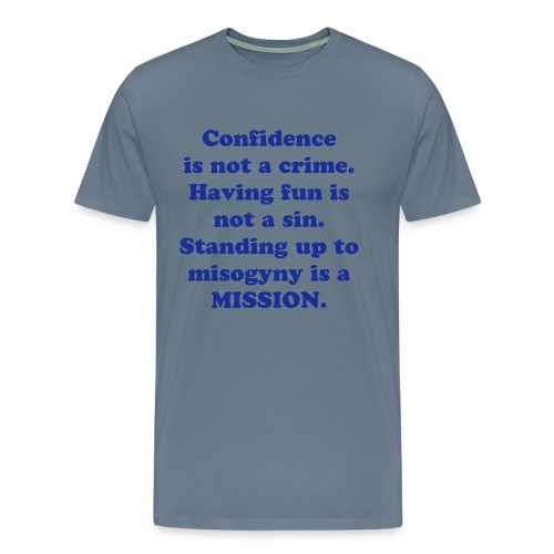 Con Philosophy - Men's - Men's Premium T-Shirt