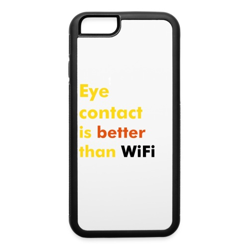 iPhone6 Eye contact vs WiFi - iPhone 6/6s Rubber Case