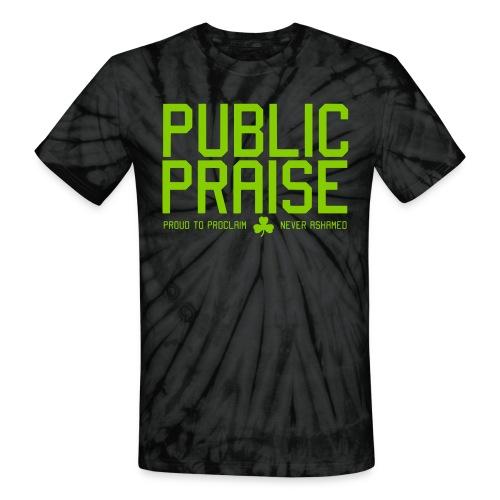 Parquet 17 Tie Dye Shirt  - Unisex Tie Dye T-Shirt