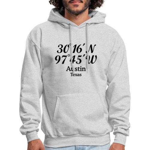 Austin, Texas coordinates