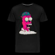 T-Shirts ~ Men's Premium T-Shirt ~ [melting_homer]
