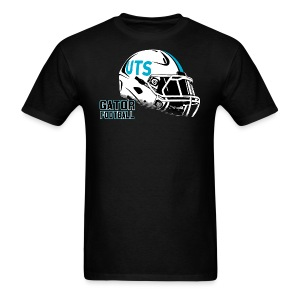 Men's UTS Helmet Regular T-shirt - Black - Men's T-Shirt