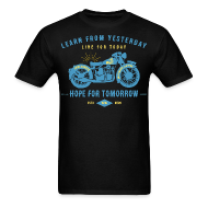 T-Shirts ~ Men's T-Shirt ~ Live for Today