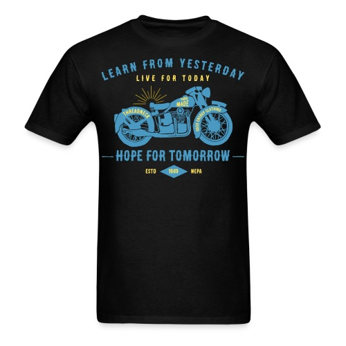 Live for Today - Men's T-Shirt