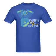 T-Shirts ~ Men's T-Shirt ~ Go with all your heart