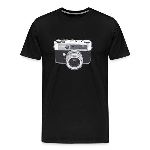 Yashica camera - Men's Premium T-Shirt