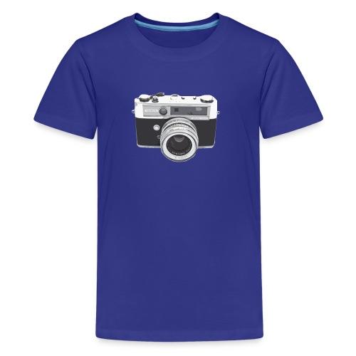 Yashica camera - Kids' Premium T-Shirt