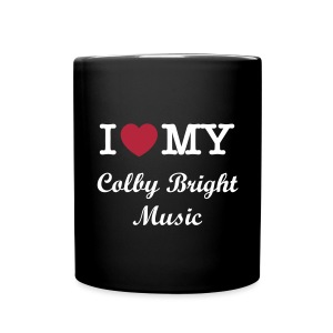 Colby Bright Music - Full Color Mug
