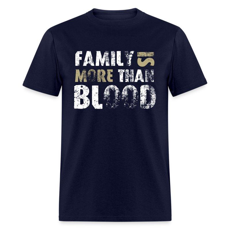 More Than Blood T Shirt Spreadshirt
