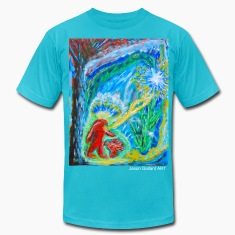 The Initiation, art by Jason Gallant T-Shirts