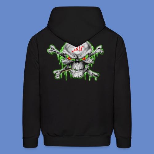Infidel Skull - Men's Hoodie