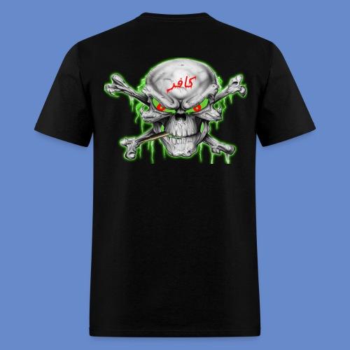 Infidel Skull T-Shirt - Men's T-Shirt
